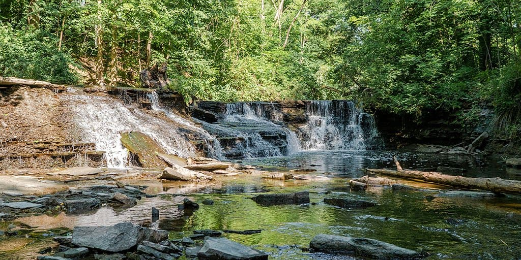 Wahoosh Falls Mississauga