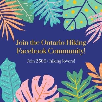 Ontario Hiking Facebook Community