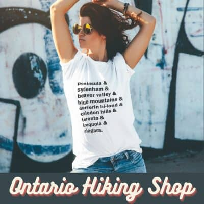 Ontario Hiking Shop