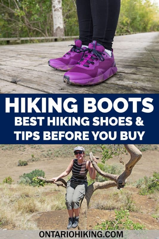 Buying the right pair of hiking boots is no easy task. Here are the best hiking boots that I wear regularly on the hiking trails, along with important tips to know before you buy hiking shoes.