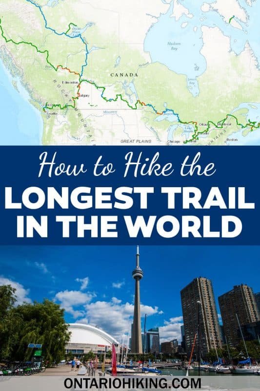 Did you know that the longest connected trail in the world is The Great Trail in Canada? It's 27,000km of paths and waterways. Learn more about how you can explore The Great Trail!