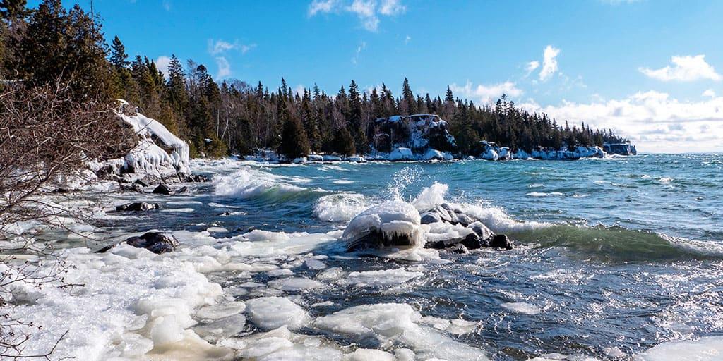 Winter Hikes Ontario