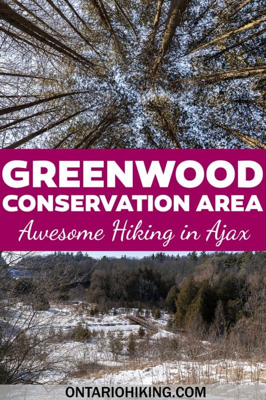 Greenwood Conservation Area is home to some of the best hiking trails in Durham Region, Ontario. Come along for a hike on the Duffins Trail on Duffins Creek, which is amazing in the winter and all seasons.
