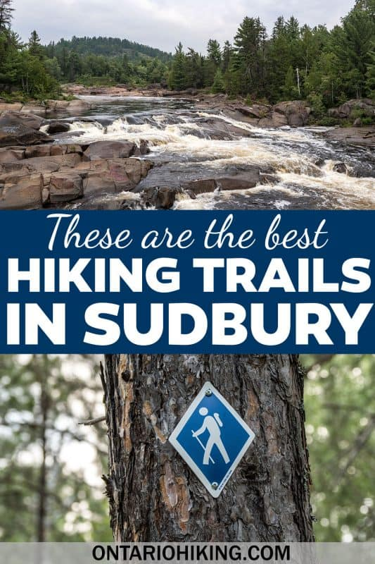 Here are 10 amazing hiking trails in Sudbury, Ontario that you'll love! Plus, there are even more hiking trails near Sudbury to discover. I'll show you the best Sudbury hiking trails and walking paths with beautiful viewpoints and waterfalls.